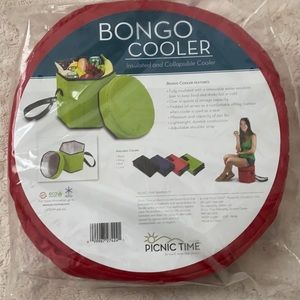 NWOT Bongo Insulated and Collapsible Cooler